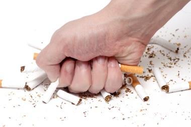 Crush the Nicotine Habit!